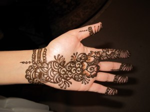 beutiful henna work