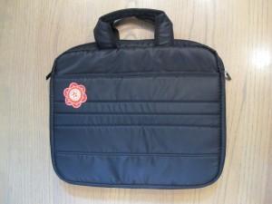 back side of computer bag