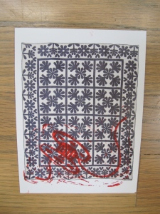 quilt card with bobbin image #1