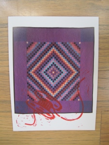 quilt card with bobbin image #2