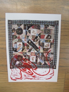 quilt card with bobbin image #3