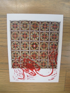 quilt card with bobbin image #6