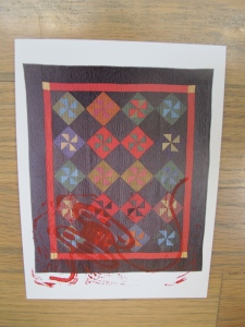 quilt card with bobbin image #8