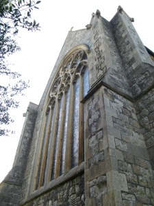 church front in Windsor