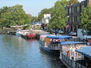 river in Windsor