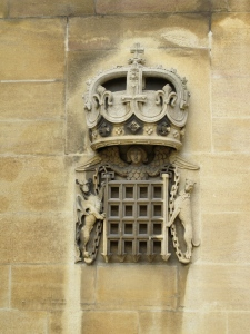 Windsor Chapel detail