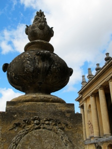 sculpture at Blenheim
