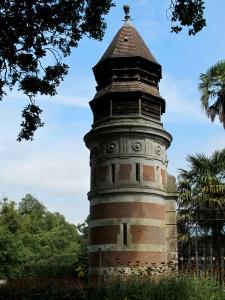 magnificent birdhouse at Cliveden