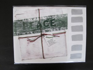 peace package card