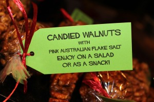 tag for candied walnuts