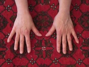 hand comparison Jan. 2012