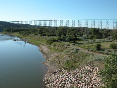 High Level Bridge, Lethbridge