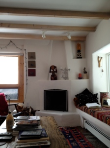 Taos living room