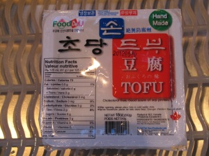 tofu package