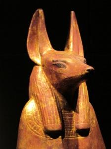 animal head figure
