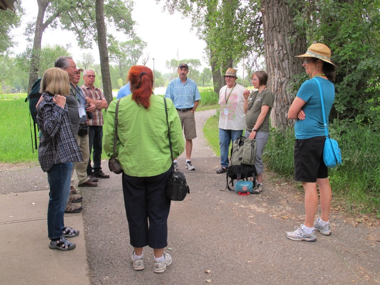 nature walk talk