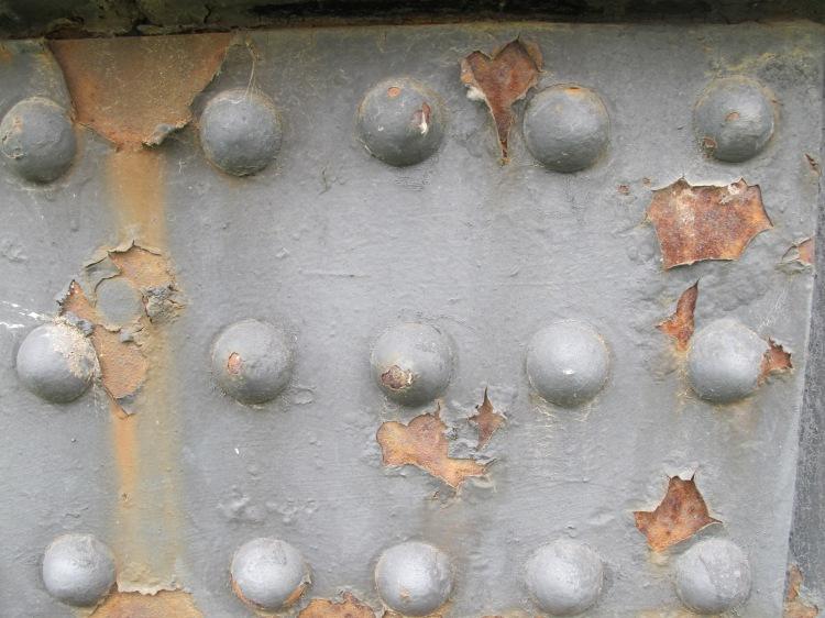 rust on high level bridge