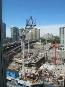Toronto trip crane