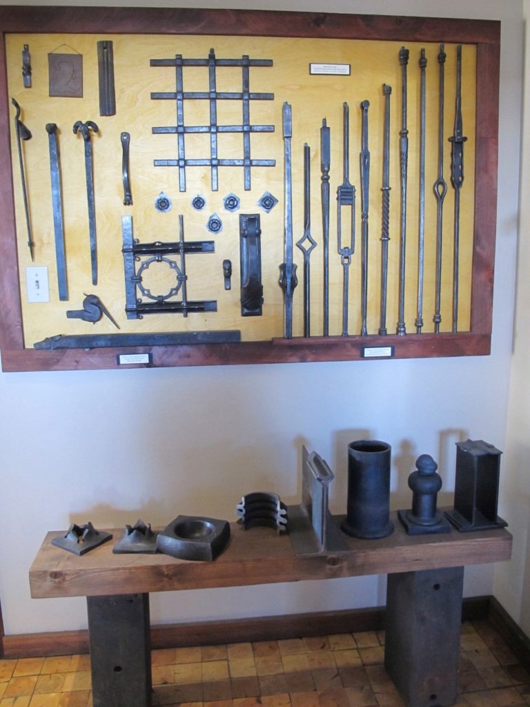 iron display