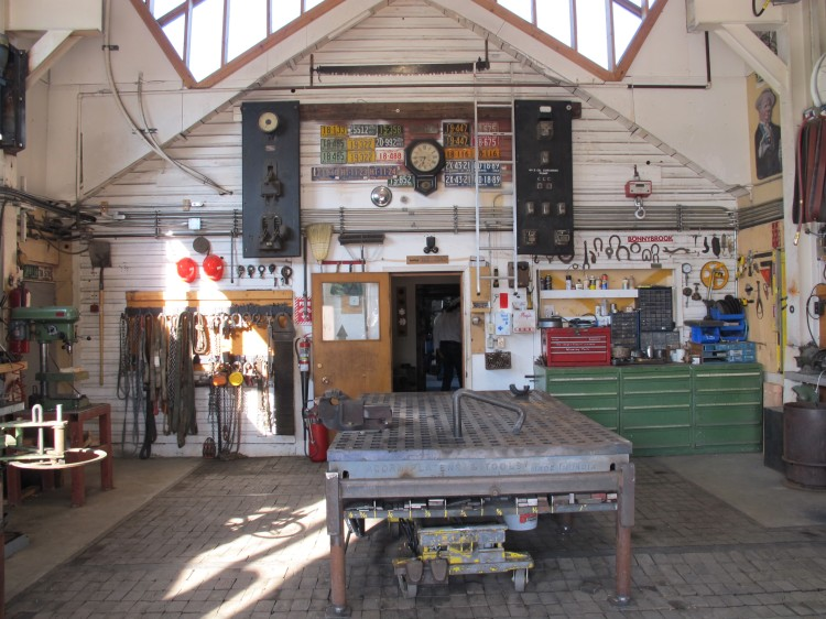 workshop space