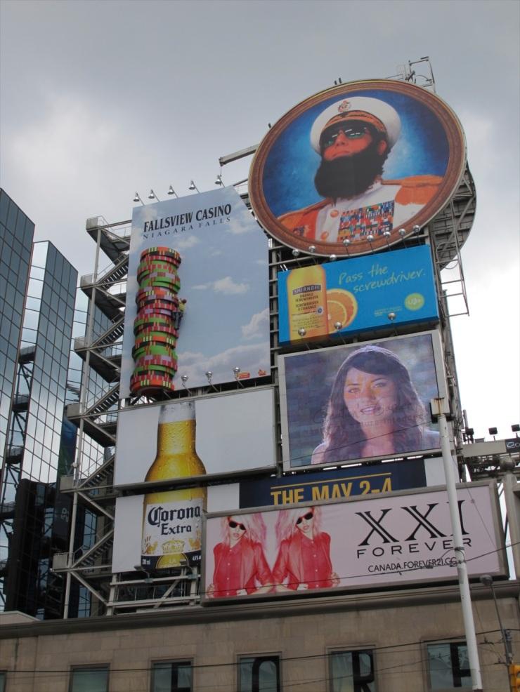 big city signs