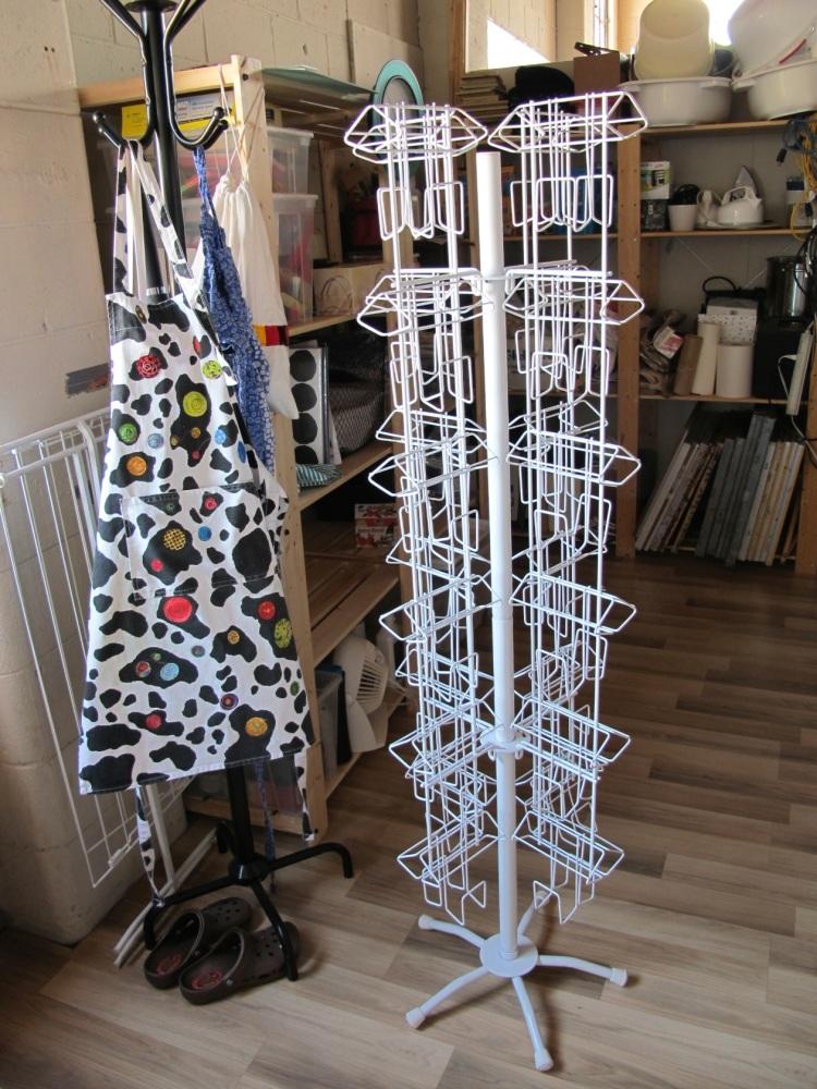 new card rack
