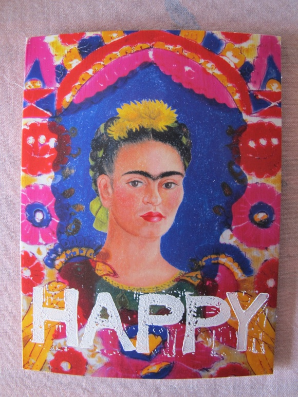 2nd Frida card
