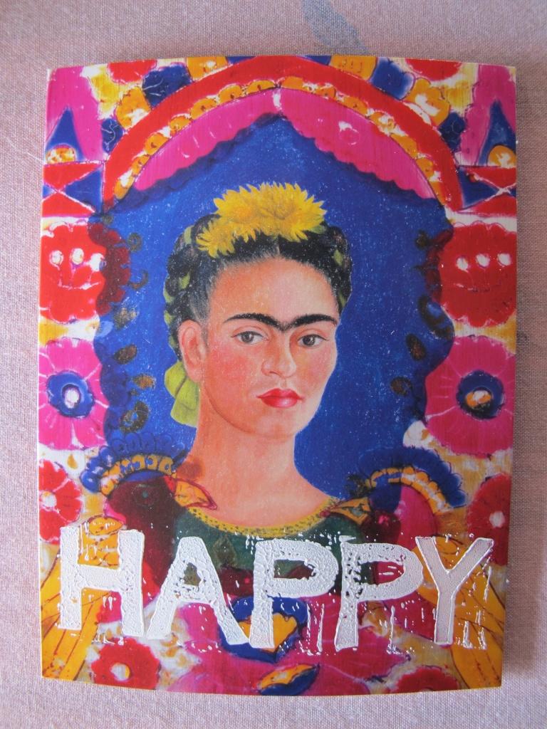 2nd Frida card
