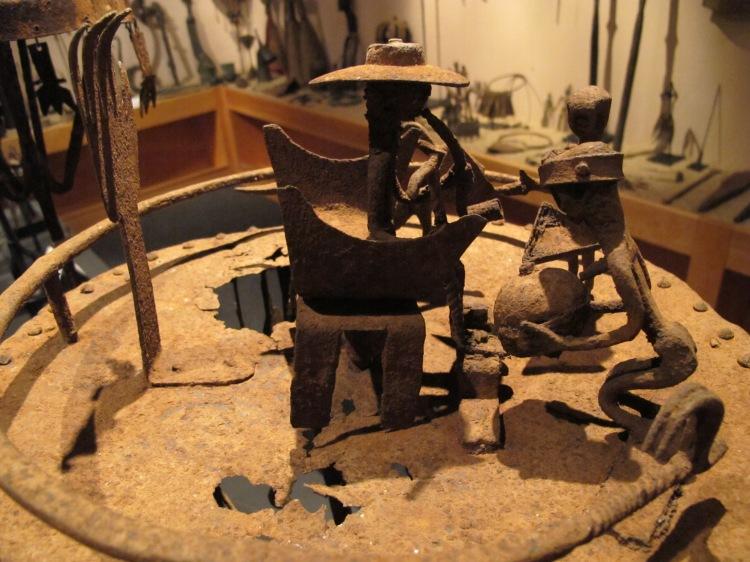 African ironwork