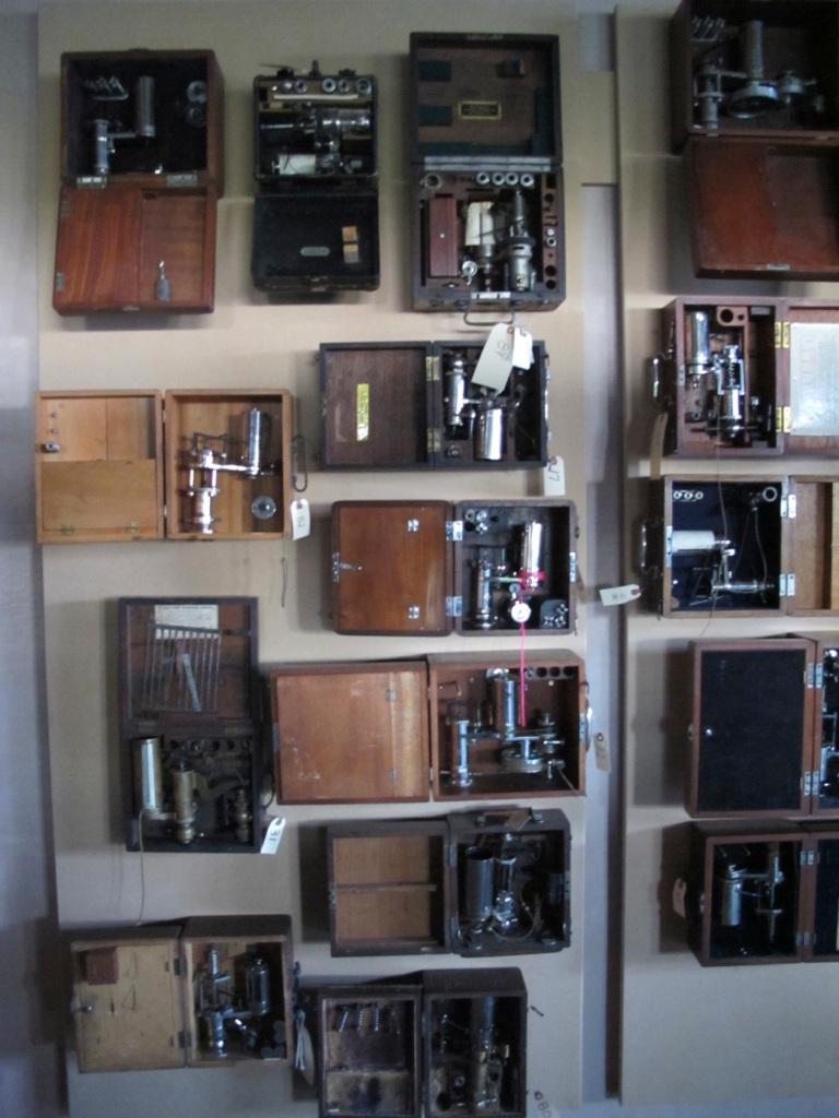 equipment display