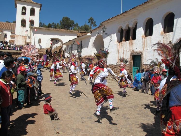 Chinchero festival
