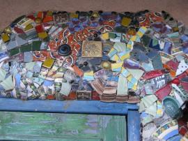 door surround mosaic