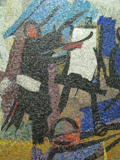 subway mosaic 2