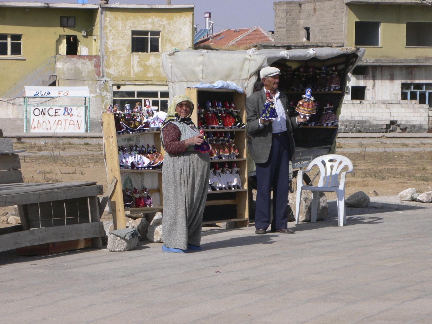 Turkish vendors