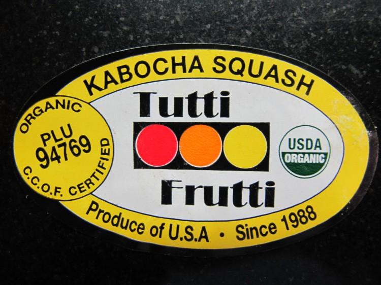 squash label