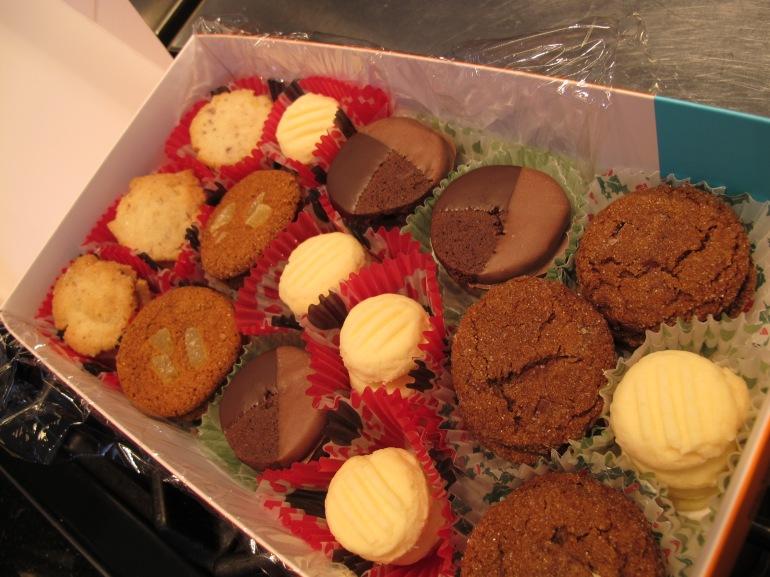 cookie assortment