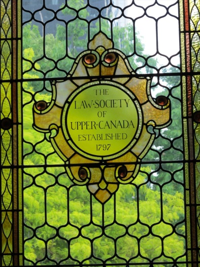 law society window