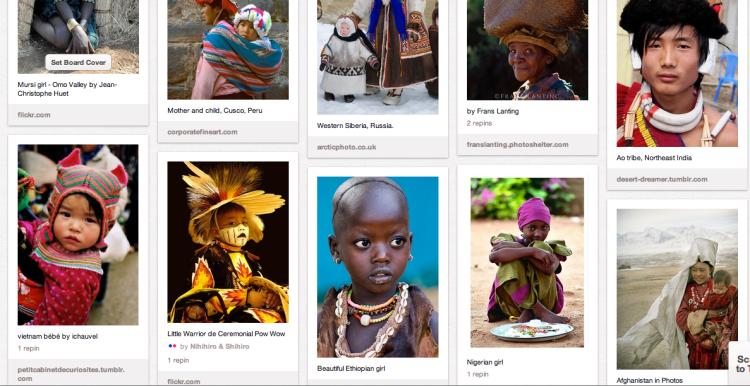 ethnographic portraits