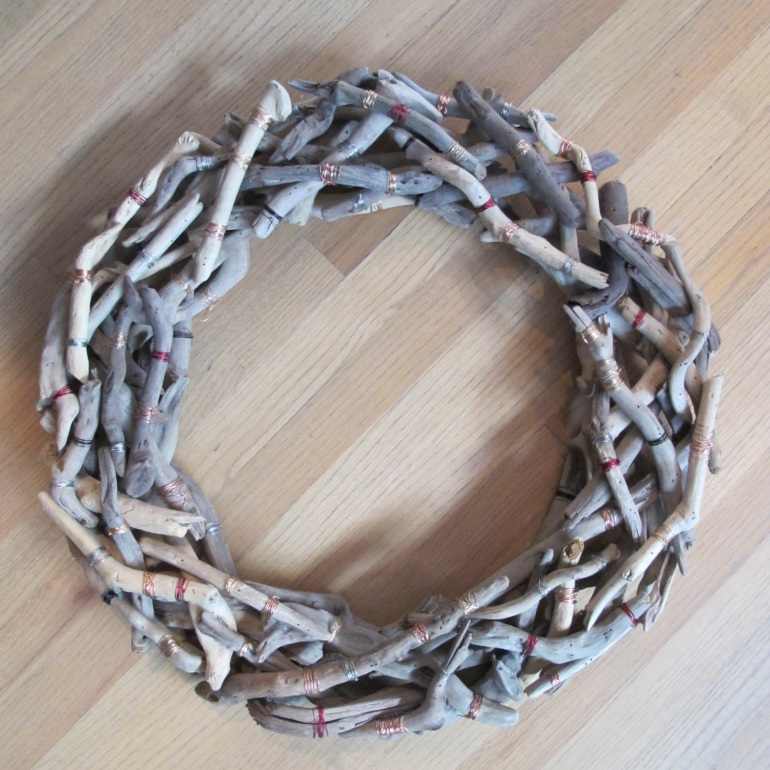 wreath - first draft