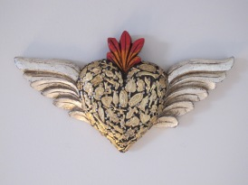 heart with wings