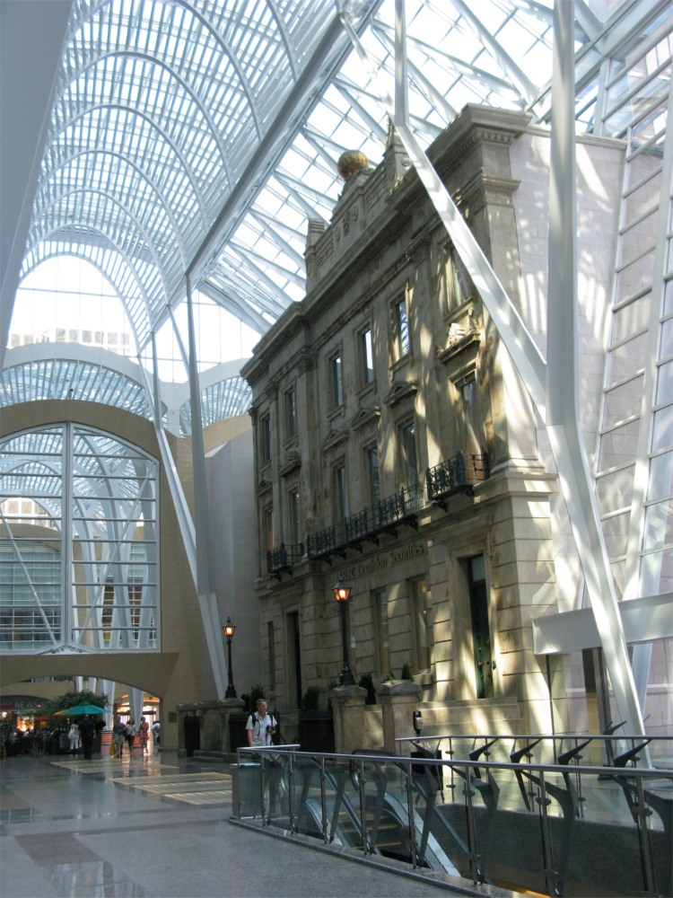Brookfield Place, Toronto