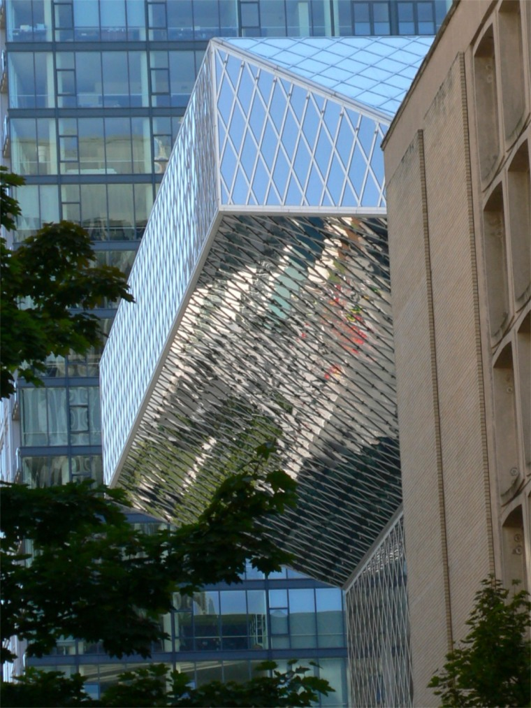 Seattle library 1