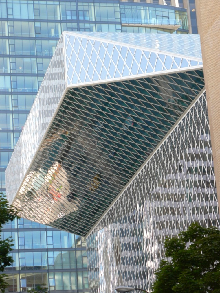 Seattle library 2