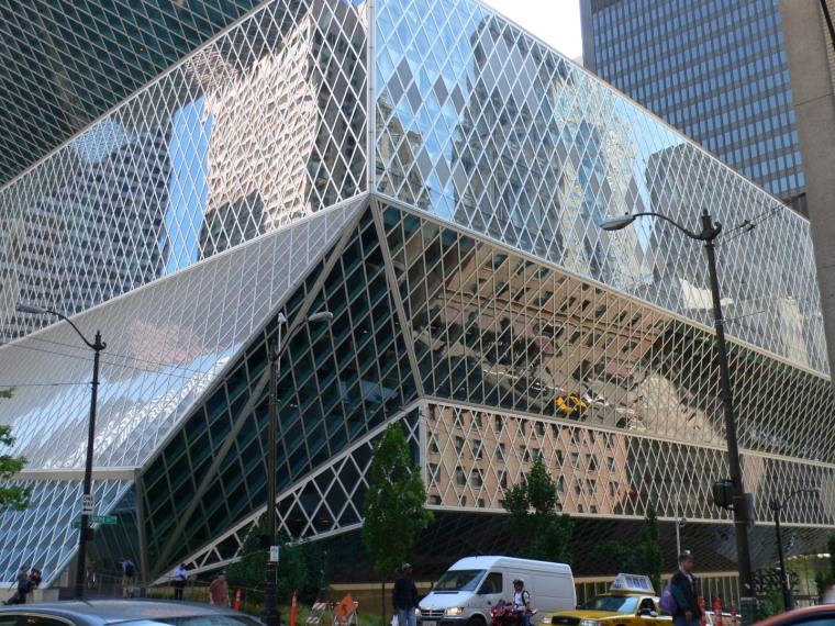 Seattle library 3