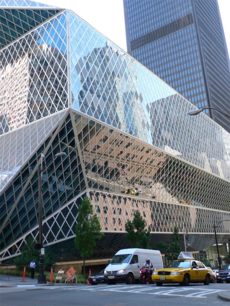 Seattle library 5
