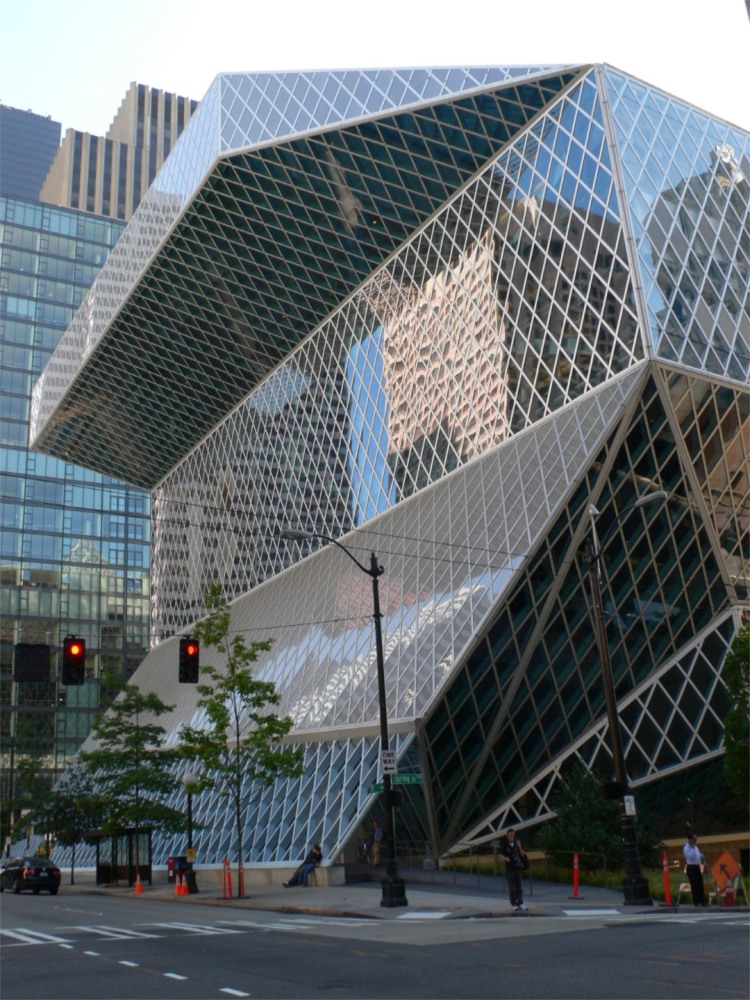Seattle library 6
