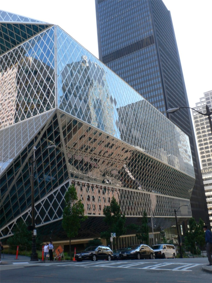 Seattle library 7
