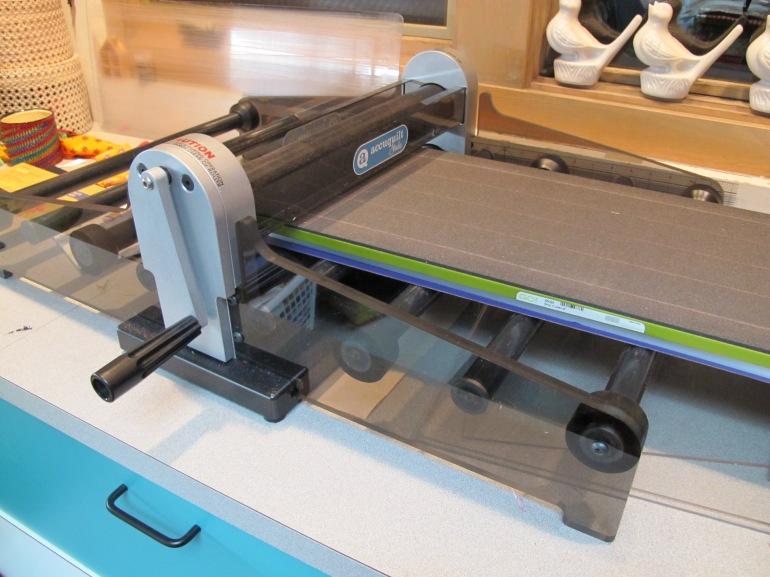die cut machine