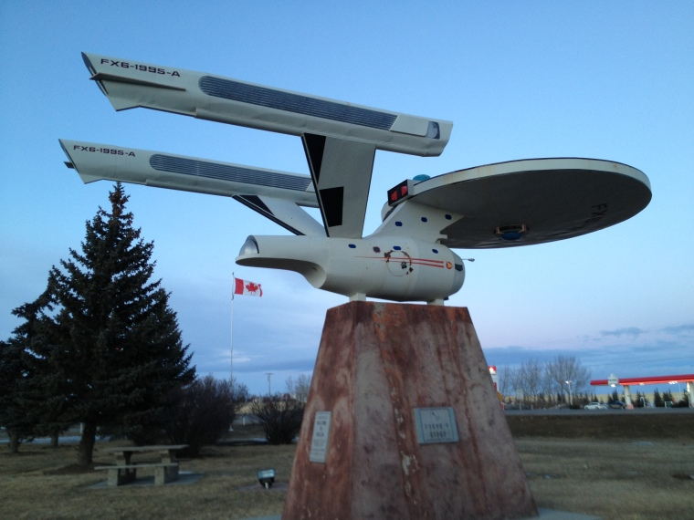 vulcan starship