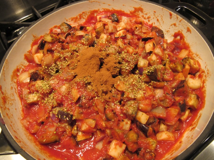 tomato and spices